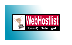 Wbhostlist Speedtest - Sehr gut